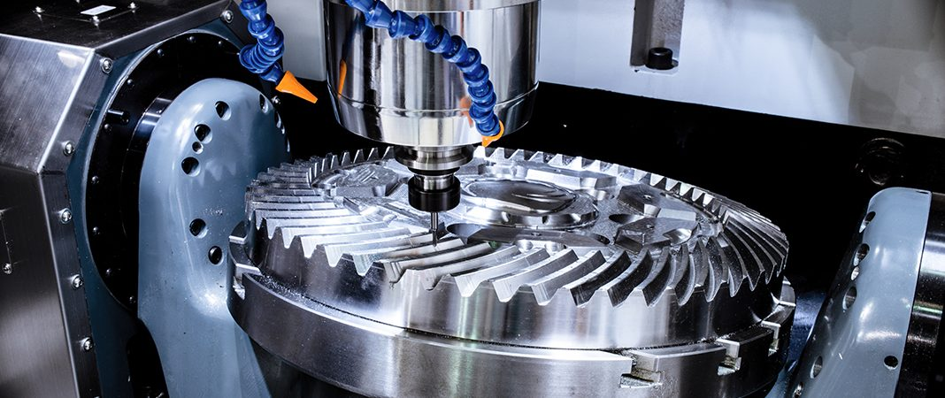machine structure fabrication johor CNC